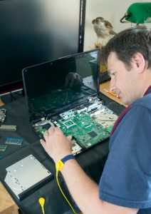 Выезд мастера. Ремонт компьютеров и ноутбуков на дому