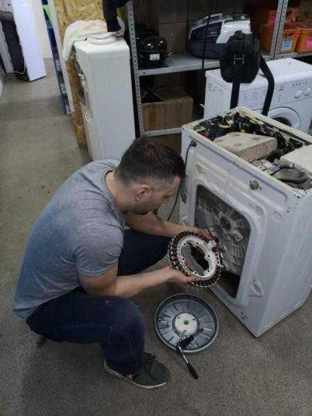 Ремонт Стиральных машин Холодильников Кондиционеро на дом