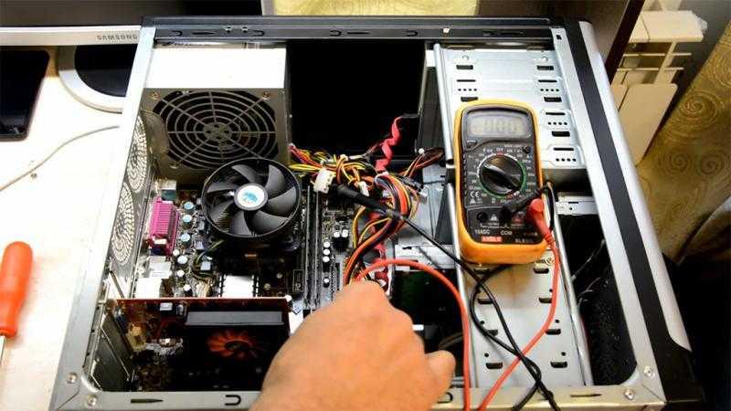 Ремонт и настройка компьютеров. Выезд по Рязани бесплатно