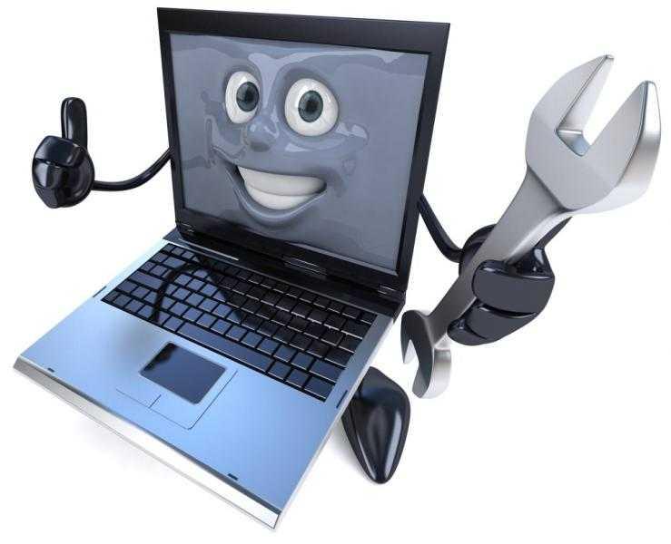 Ремонт компьютеров и ноутбуков на дом