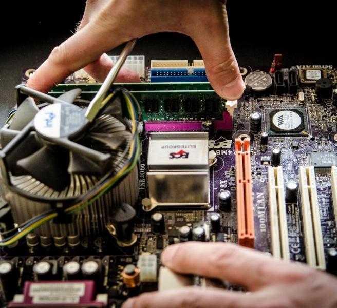 компьютернй ремонт