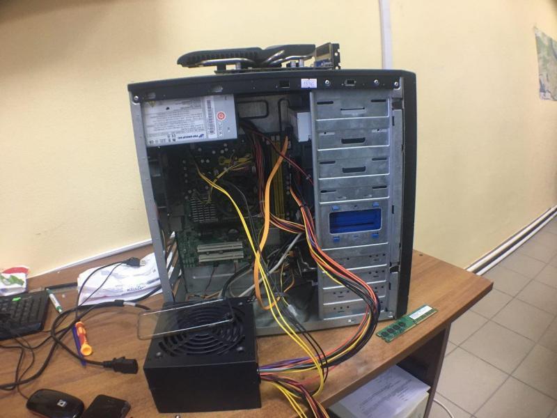 Ремонт компьютеров и ноутбуков. Диагностика  бесплатно