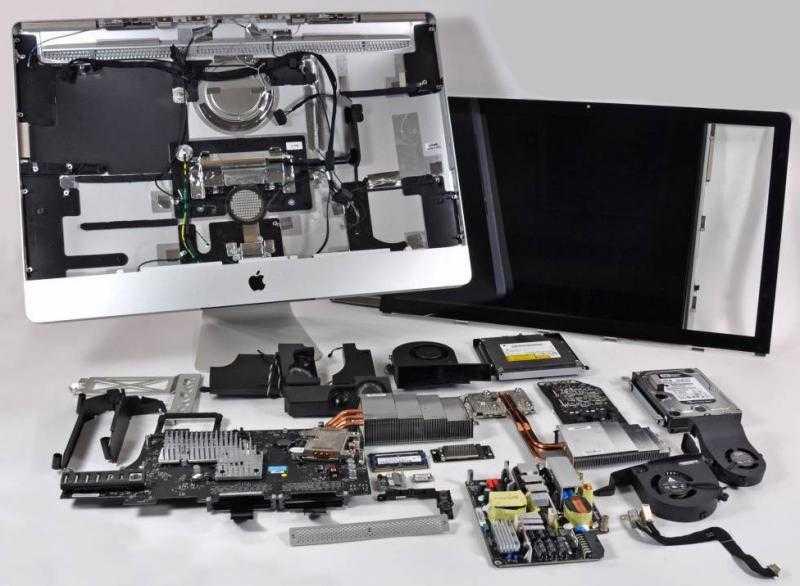 Ремонт компьютеров и ноутбуков в Сочи. Компьютерный мастер