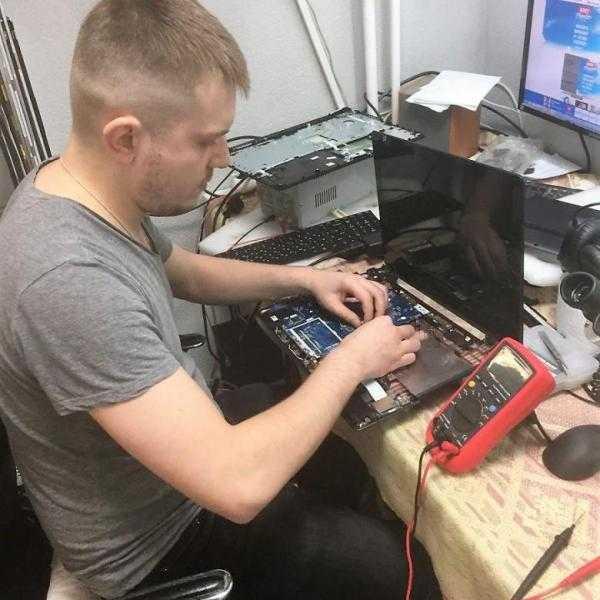 Компьютерный мастер. Диагностика бесплатно