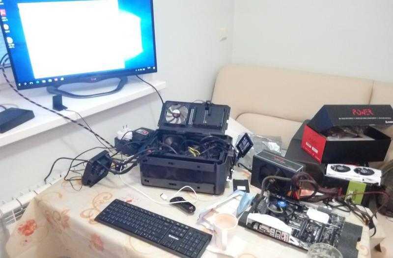 частный компьютерный мастер, ремонт компьютеров и ноутбуков