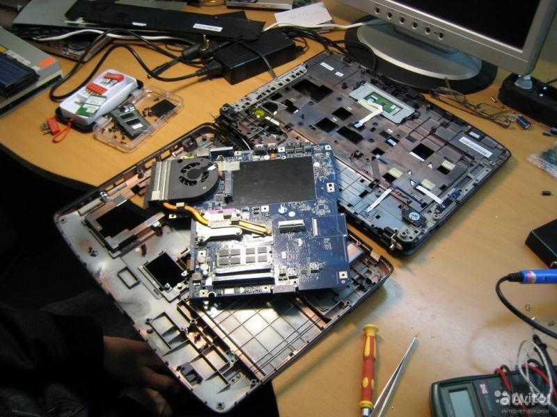 Ремонт компьютерной, бытовой и цифровой техники
