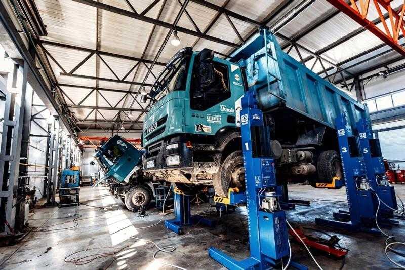 Грузовой автосервис, ремонт грузовиков, автоэлектрик