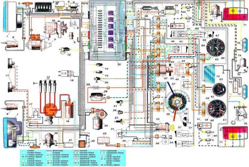 Выезд атоэлектрика, механика