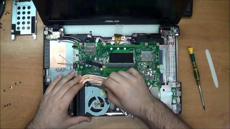 Ремонт компьютеров и настройка ноутбуков