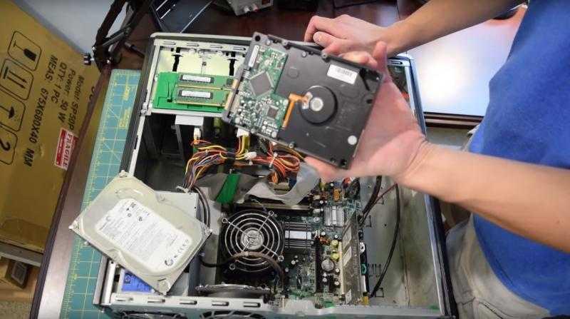 Ремонт компьютеров, ноутбуков на дому. Компьютерный мастер