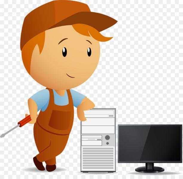 Ремонт компьютеров и ноутбуков • Частный мастер