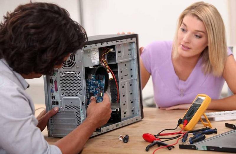 Ремонт компьютеров на дому в Хабаровске