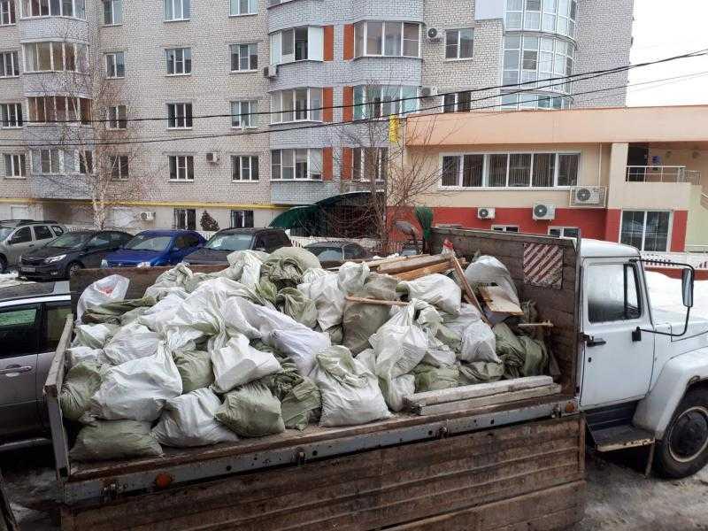 Вывоз мусора из Рязани и Рязанской области